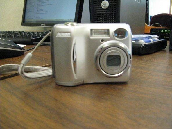 Removing Nikon Coolpix 4100 Viewer