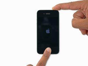 Comment forcer le redémarrage d'un iPhone 4s
