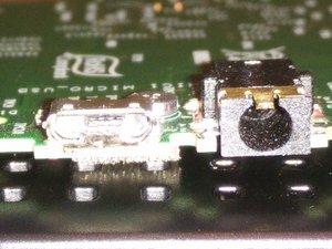 Repairing Kurio Tablet Micro USB Connector (charging port)