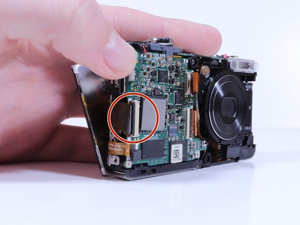 Samsung SCV-VLUUST50 Screen Replacement
