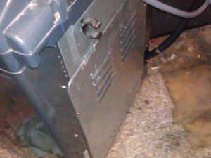 Repairing GE Washer WPGT9350COPL Drain Pump