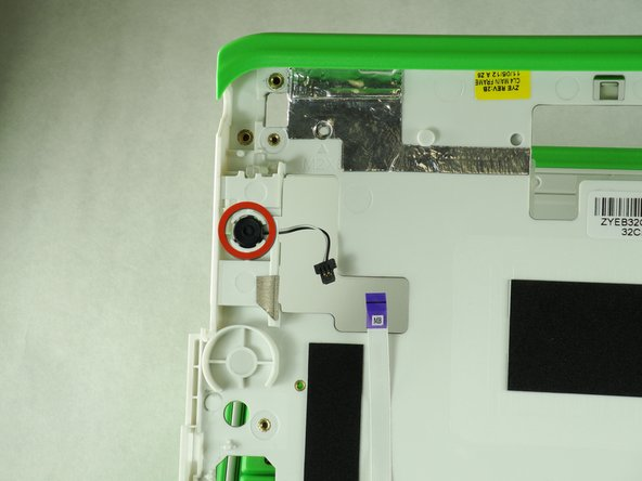 OLPC XO-4 Touch Microphone Replacement