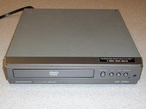 Magnavox MWD200F DVD Player Repair