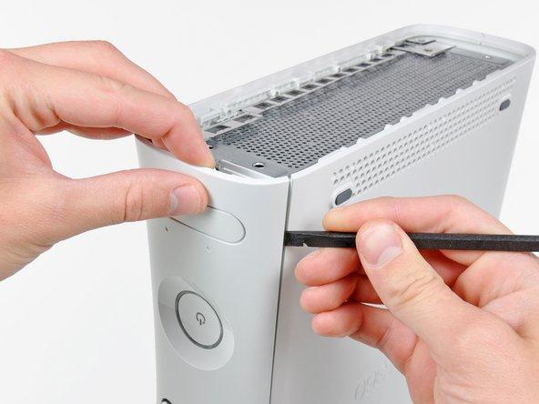 Xbox 360 フェイスプレートの交換