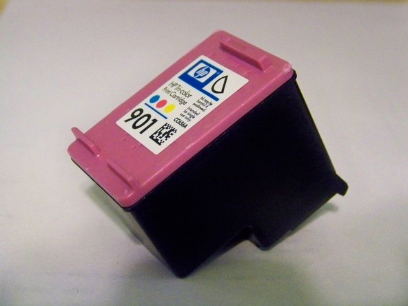 HP Officejet 4500 Wireless Ink Cartridges Replacement