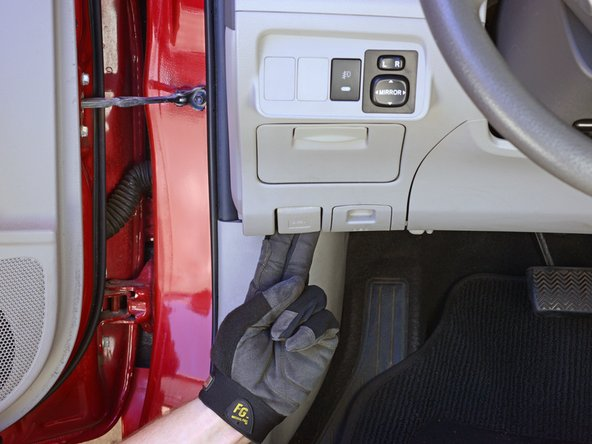 Most motor vehicle batteries are located in the engine bay, under the hood (a.k.a. bonnet). If your battery is located elsewhere, skip to Step 5.