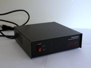 RadioShack 22-510 Switching Power Supply Repair