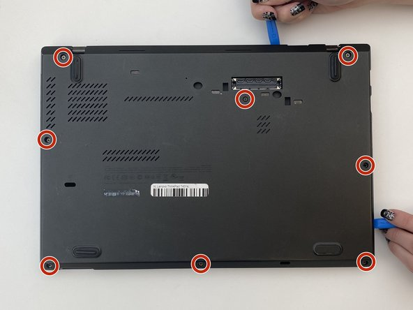 Remember before starting any disassembly, to prevent electric shock or harm, disconnect the laptop from any external power source and make sure device is powered off.