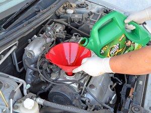2002-2007 Mitsubishi Lancer Oil Change (2.0L I4 DOHC)