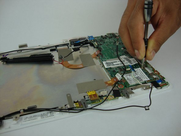 HP Pavilion x2 10-n113dx  Mainboard Replacement