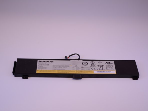 Lenovo Touch Y70-70 Battery Replacement