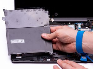 HP Chromebook 11-v019wm Battery Replacement
