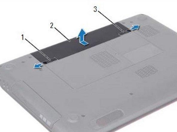 Dell Inspiron n5110 Battery Replacement