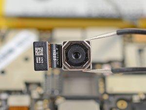 Rear-Facing Camera