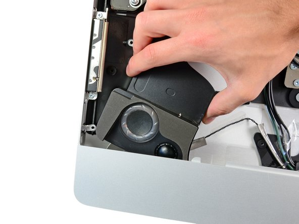 """iMac Intel 21,5"""" EMC 2428 linken Lautsprecher austauschen"""