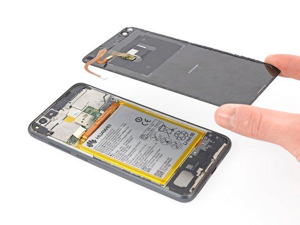Huawei P8 Lite (2017) Rear Glass Replacement