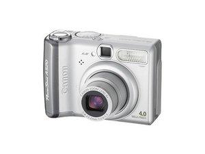 Canon PowerShot Repair