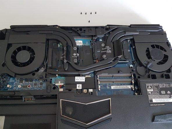 P775DM3 Accès aux principaux composants