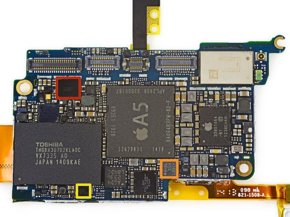 Integrated chips galore! Let's check out the rest of the smorgasbord: