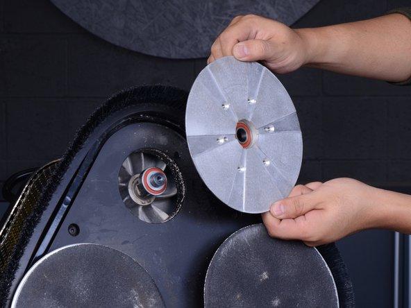 American Sanders EZSand Orbital Sander 07163A 2017 Sanding Disc Replacement