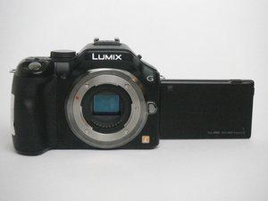 Panasonic Lumix DMC-G5 Repair