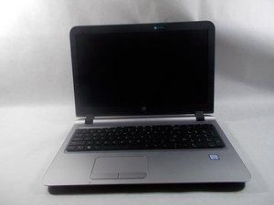 HP ProBook 450 G3 Troubleshooting