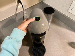 How to Descale a Nespresso VertuoPlus