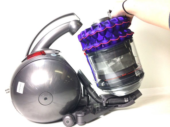 Dyson Cinetic Animal Disassembly