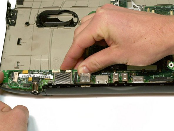 PowerBook G3 Pismo Sound Card Replacement