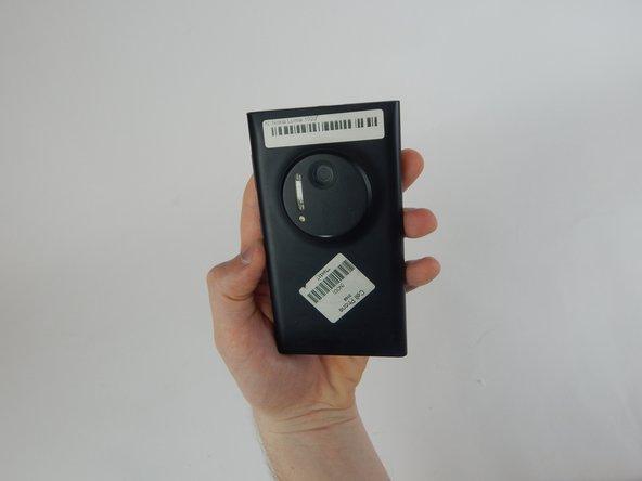 Nokia Lumia 1020 Rear-Facing Camera Replacement