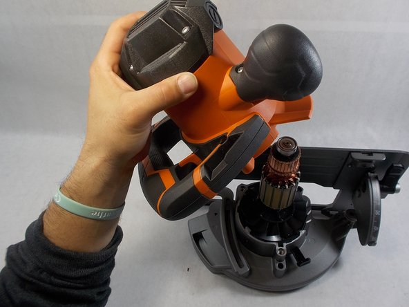 Ridgid Circular Saw R3205 Motor Housing with Handle Assembly Replacement
