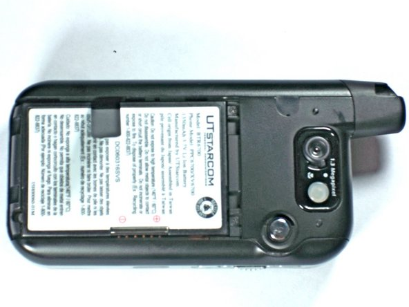 UTStarcom XV6700 Battery Replacement