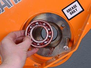 Tine Drive Motor Bearing