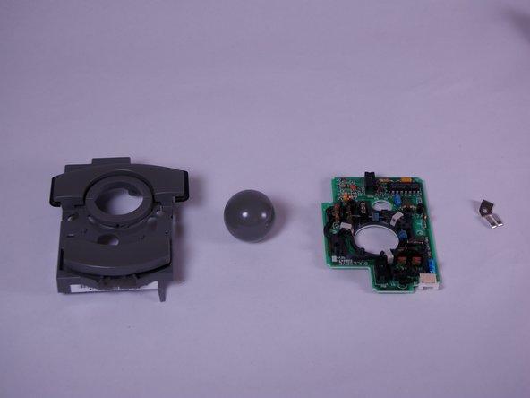 Macintosh PowerBook 165c Trackball Replacement