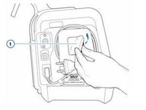 Air Intakes and HEPA Filter
