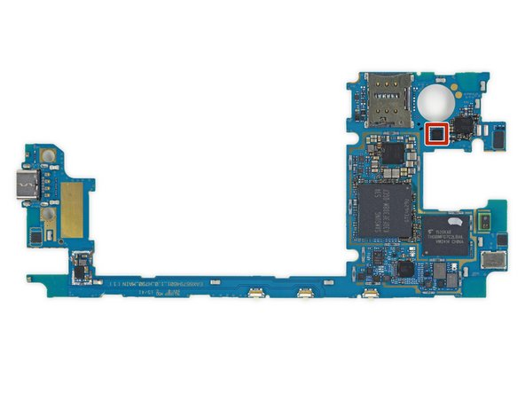 STMicroelectronics STM32F411CE 32-bit 100 MHz ARM Cortex-M4 RISC microcontroller