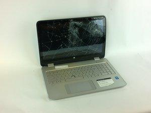 HP Envy 15-u001dx