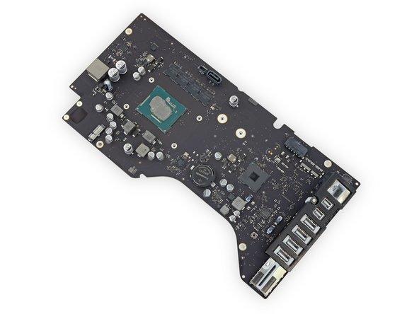 "iMac Intel 21.5"" Retina 4K Display Logic Board Replacement"