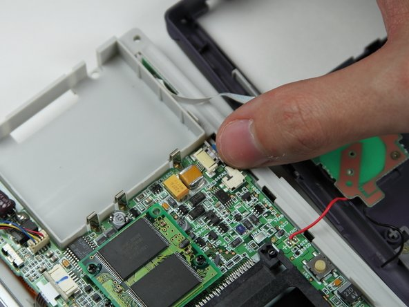Casio Cassiopeia E-125 Motherboard Replacement