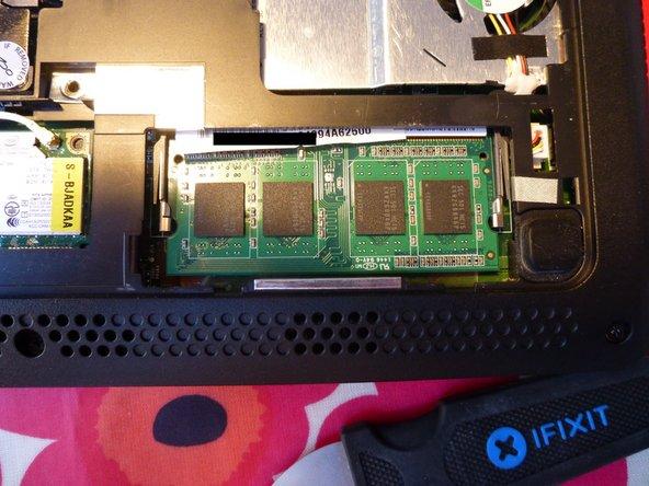 Acer Aspire One D257 Ram-Speicher Austausch