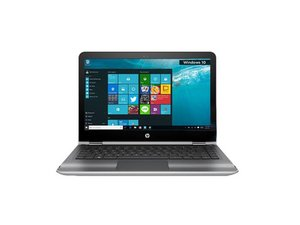 HP Pavilion 13-U Repair