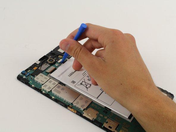 Samsung Galaxy Tab S 8.4 Rear Facing Camera Replacement