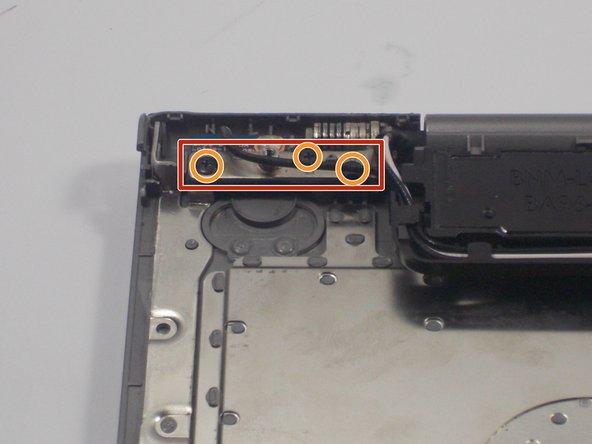 Samsung NP530U4BL Screen Replacement