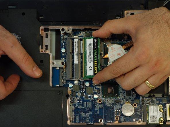 Remplacement RAM (mémoire vive) why! W253EU (Français)