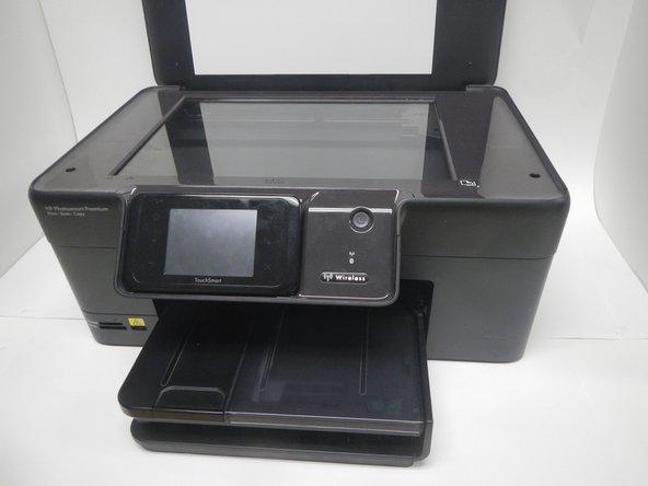 HP Photosmart Premium C309g Scanner Glass  Replacement