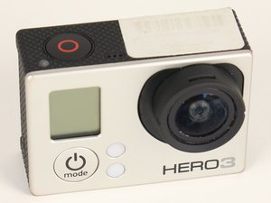 GoPro Hero3 Silver Troubleshooting