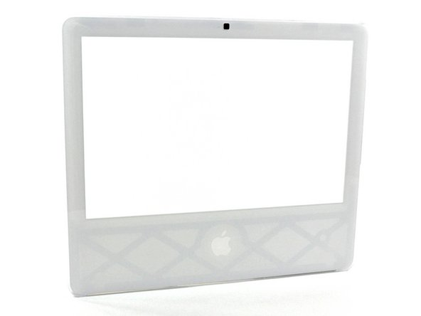 """iMac Intel 20"""" EMC 2105 and 2118 Front Bezel Replacement"""