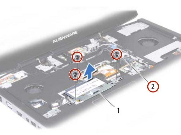 Dell Alienware M17x R4 Módulos de memoria