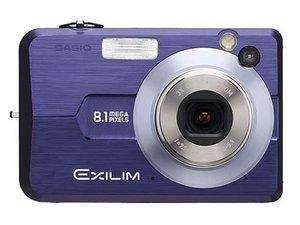 Reparación de Casio Exilim EX-Z850
