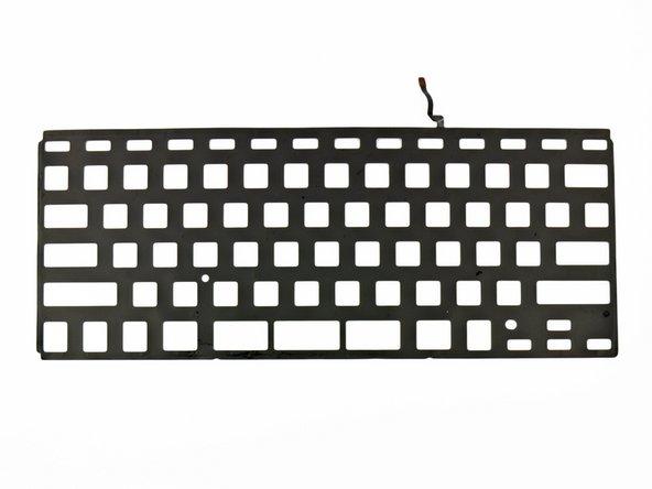Keyboard backlight - quantity 1